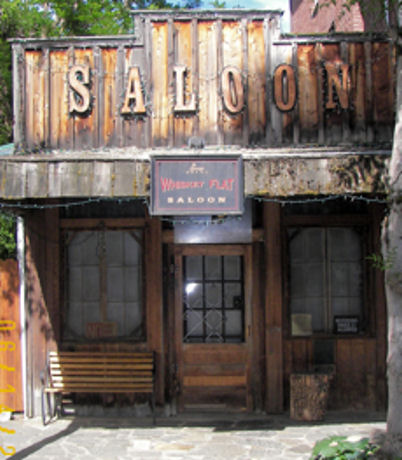Whiskey Flat Saloon